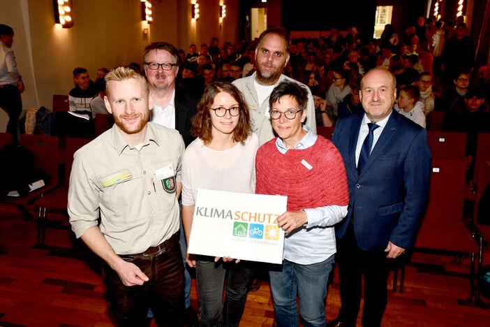 Gruppe Klima Schulkongress